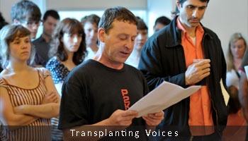 Transplanting Voices